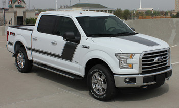 Ford F150 Stripe kits side graphics decals 15 FORCE 2 2009-2018 Call Us 812-725-1410