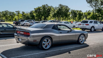 Dodge Challenger Body Stripes CHALLENGE BELTLINE | FastCarDecals Call Us 812-725-1410