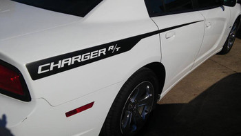 close up BEST! Charger Stripes RECHARGE Package 2011 2012 2013 2014 | FCD Call us 812-725-1410