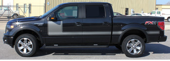 profile Ford F150 XLT Decals 15 FORCE 1 side graphics 3M 2009-2018 | FCD Call Us 812-725-1410