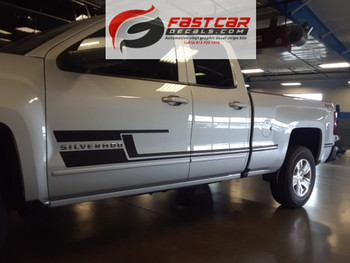 Chevy Truck Stickers SHADOW 3M 2013-2014 2015 2016 2017 2018 Call Us 812-725-1410