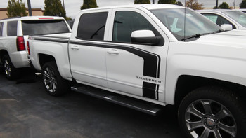 front of Chevy Silverado Special Ops 3M FLOW 2016 2017 2018 NEW! Call Us 812-725-1410