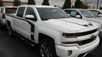 passenger side BEST! Chevy Silverado Special Ops 3M FLOW 2016 2017 2018 NEW! Call Us 812-725-1410