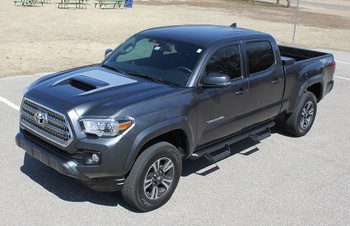 front Toyota Tacoma Hood stripe SPORT HOOD TRD Pro decals 3M 2015-2018 Call Us 812-725-1410