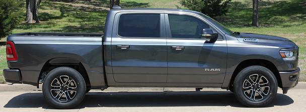 NEW! 2019 Dodge Ram Truck Side Graphics RAM EDGE SIDE KIT