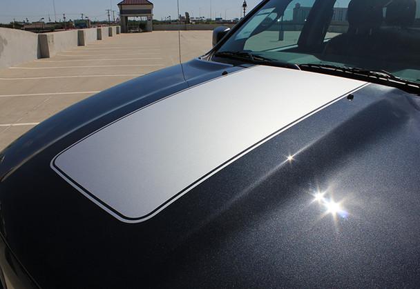 TOP! Dodge Ram 1500 Hood Stripes RAM RAGE HOOD 3M 2009-2018   FCD Call Us 812-725-1410