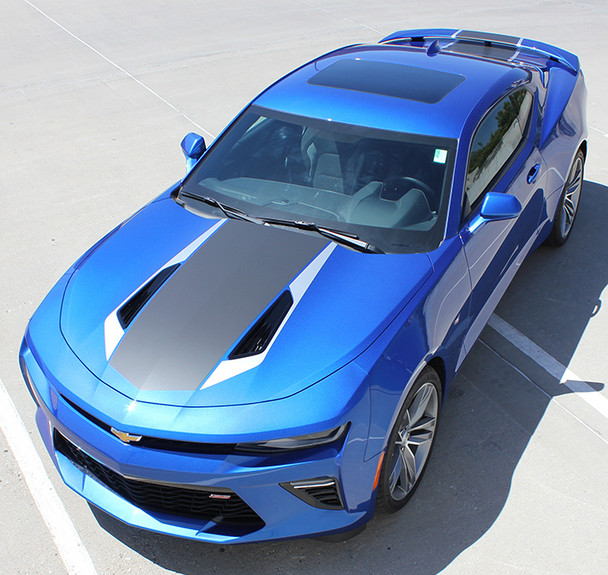 7 Best Chevy Colorado 2016 2017 Vinyl Graphics Stripes: BEST! 2016 Camaro Factory Stripes 3M HERITAGE 2017 2018 NEW