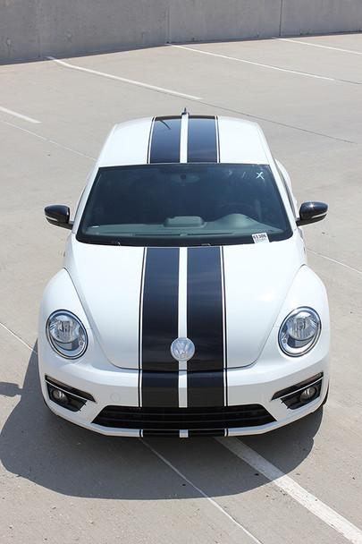 VW Beetle Stripe Decals BEETLE RALLY vinyl graphics 3M 2012-2018 Call Us 812-725-1410