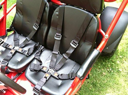 Trailmaster XRX- XRS 150 Seat belt Set 6.000.354
