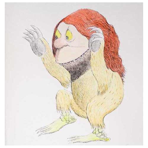 Maurice Sendak; Where the Wild Things Are V