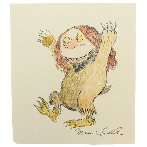 Maurice Sendak; Where the Wild Things Are II