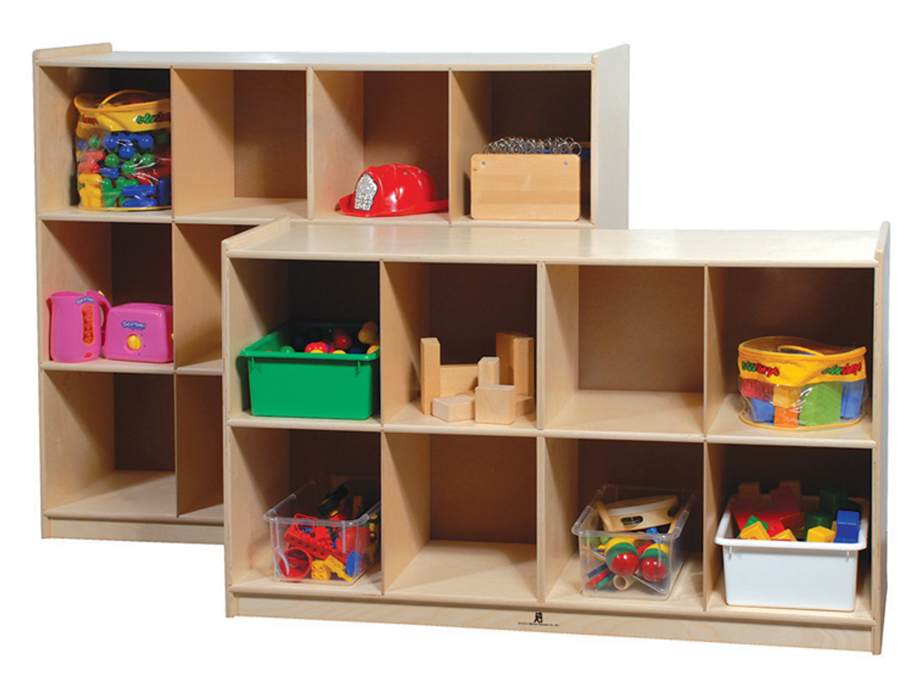 Cubby Storage Steffy Wood ANG1414
