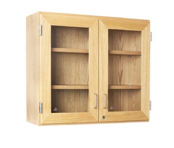 New Glass Door Wall Cabinet Design Ideas
