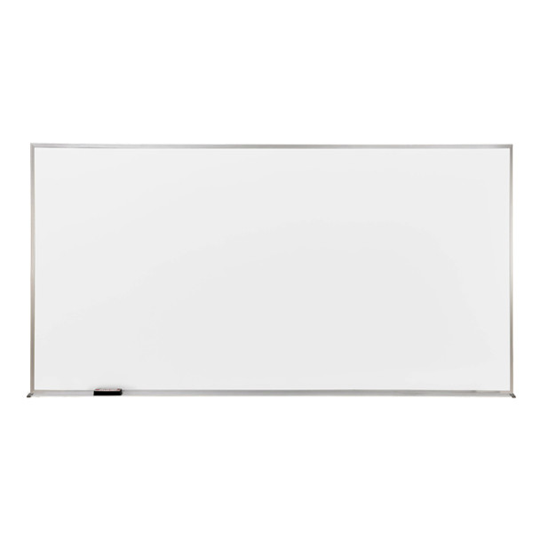 ghent m2 46 4 acrylate aluminum frame markerboard 48x72 with 4