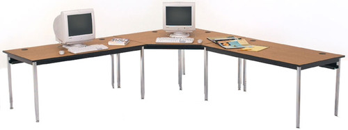 Smith Carrel 01575 Computer Table 30 X 48 Adjustable