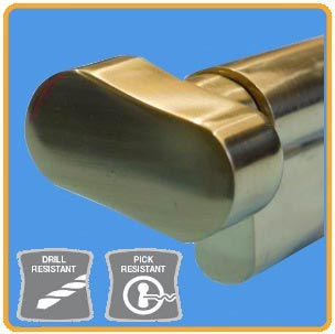 humbturn Door Lock Cylinders