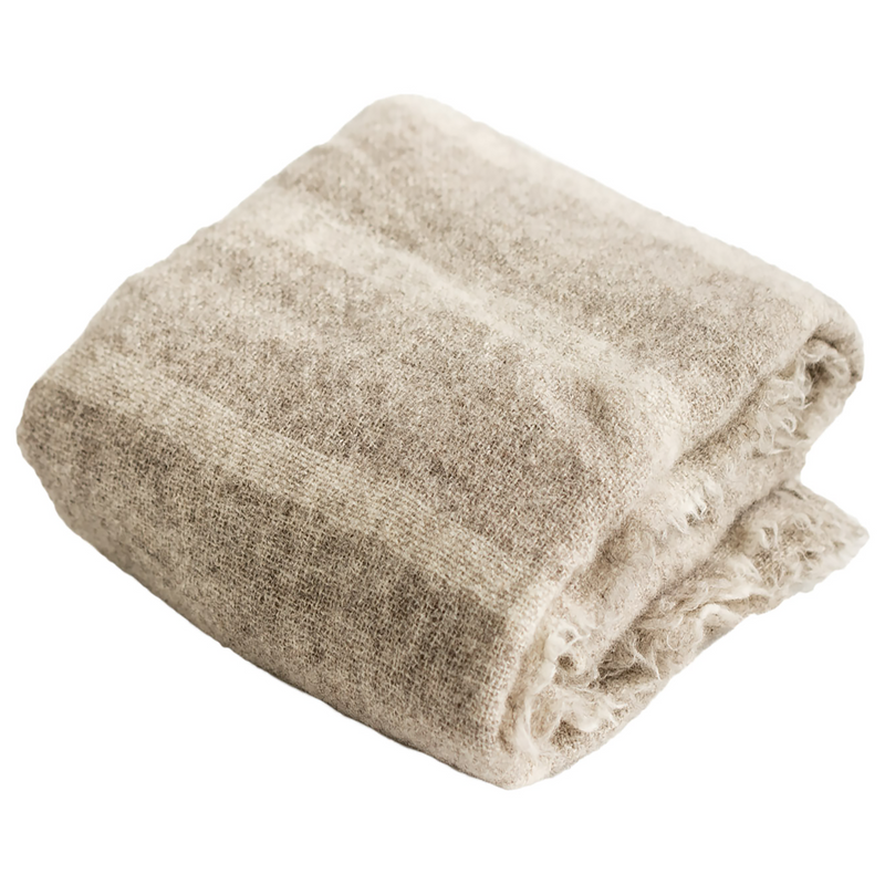 St Bathans Wool Throw