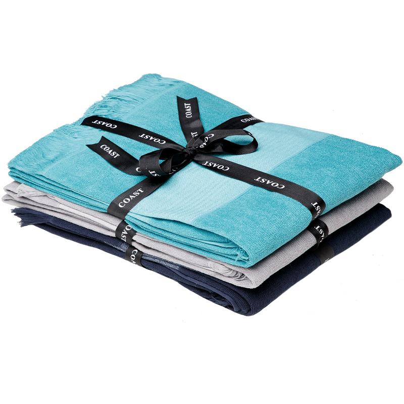 COAST Cotton Beach Towels