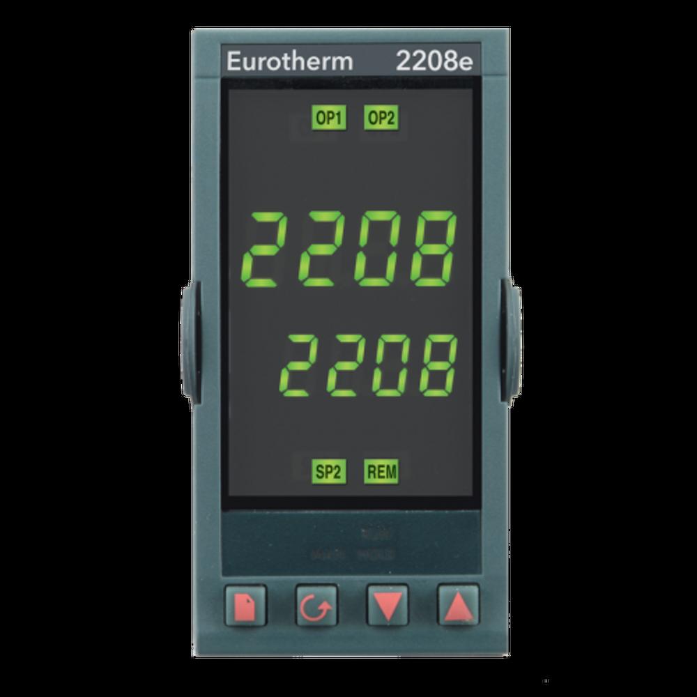 Eurotherm 2208e Series Temperature / Process Controller