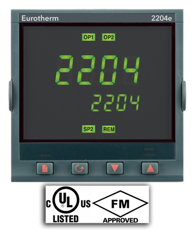 Eurotherm 2204e FM Approved High Limit Unit