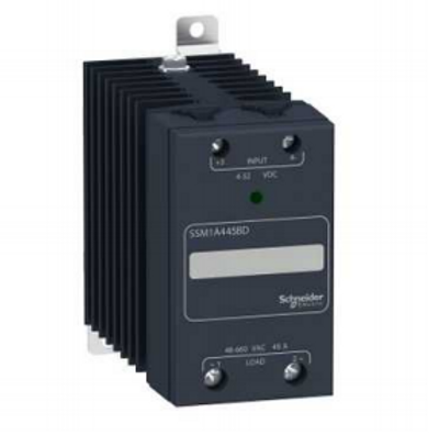 SSM1A445BD 45A Solid State Relay 4-32Vdc Input, 48-660Vac Output