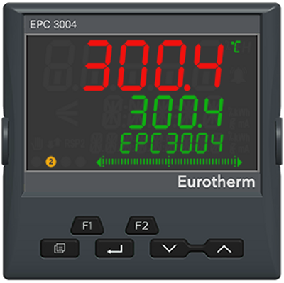 EPC3004 1/4 DIN Process and Temperature Controller