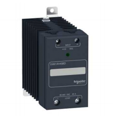 SSM1A455BD 55A Solid State Relay 4-32Vdc Input, 48-660Vac Output