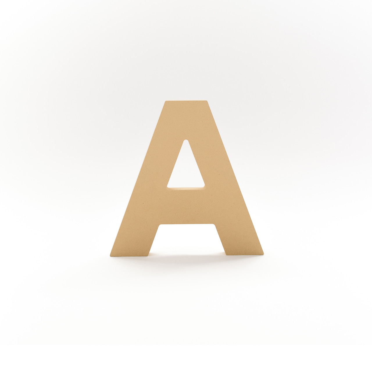 block letter a 8 quot h x 1 quot thick unfinished wood block letters letter a b 569