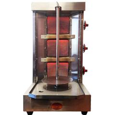 Spinning Grillers® Shawarma Machine - Gyro Machine-Donar Kebab Machine-Tacos Al Pastor Machine - Vertical Rotisserie and Kebab Grill SG2-1