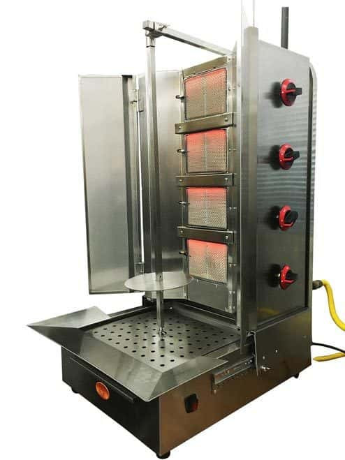 Shawarma Machine2