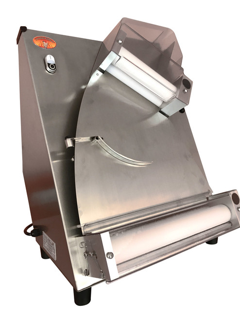 Pita Bread and Pizza Dough Roller- Counter Top Unit2