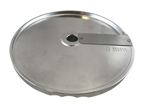 "Salad Bar Chopper- 8mm Cutting Blade 1/3"" Slices"