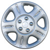 Hubcap Silver Finish 16 inch Wheel Cover