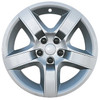 07' - 10' Pontiac G6 Hubcap Bolt-on Silver Finish G6 Wheelcovers