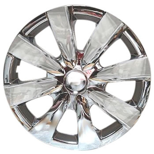 Chrome Finish 15 inch Hubcap Toyota Yaris Hubcaps Wheel Cover on golf cart covers walmart, club car golf cart wheel covers, golf cart storage covers, gray and black steering wheel covers, golf cart steering wheel covers,