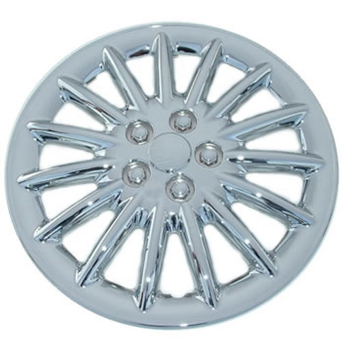 17 inch Wheel Covers- Chrylser 300 Custom 188-17c Chrome Hubcaps