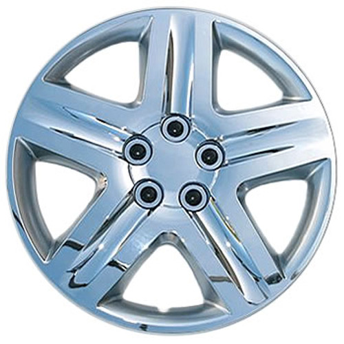 """17 inch Wheel Covers- Chrome Finish - Fits 17"""" Wheel (R-17 tires)"""
