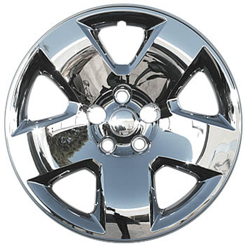 06' -10' Dodge Charger Hubcap Chrome Finish Bolt-on Replacement 300 Wheel Cover