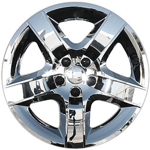 2007-2014 Chevrolet Malibu Hubcaps Chromed Wheel Covers