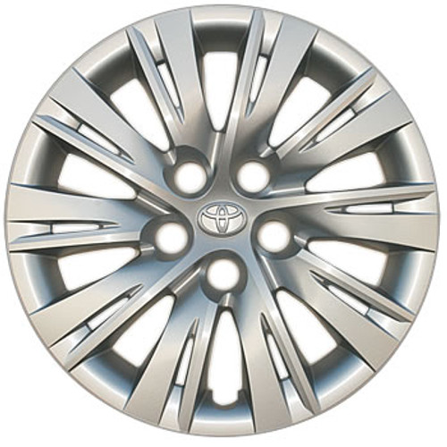 2012 - 2014 Toyota Camry Hubcaps - Genuine Toyota 16 inch Wheel Cover