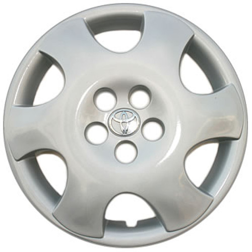 03'-04' Toyota Corolla Hubcaps-Genuine Toyota Wheel Covers