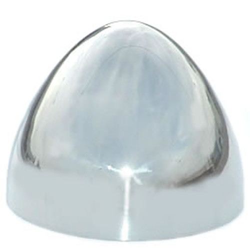 """3-1/4"""" Bullet Polished Stainless Steel"""