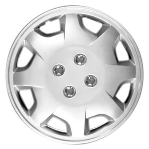 Custom 124-15s Silver Finish 15 inch