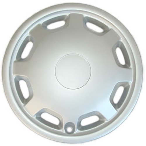 14 inch Universal Hubcap with Silver finish