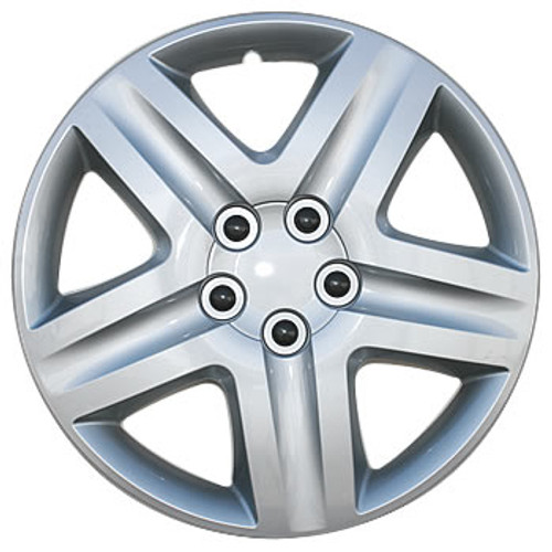 "16"" Hubcaps Silver Finish Wheel Cover"