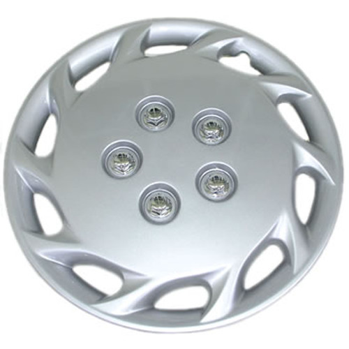 1997-1999 Camry Hubcaps - 14 inch