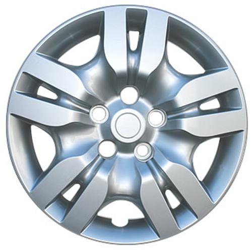 09' 10' 11' 12' Altima Hubcaps 16 inch Silver Altima Bolt-on Wheel Cover