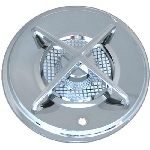 Cross Bar Hubcaps - 15 inch
