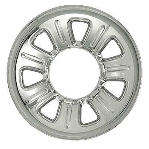 01'-08' Mazda B3000 Wheel Skins - 15 inch Chromed