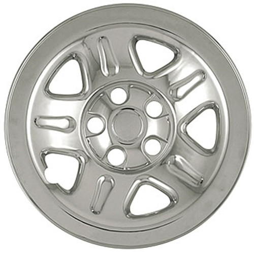 """02'-06' Jeep Wrangler Wheel Skins Hubcaps or Wheel Covers-15"""""""